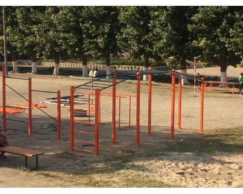 Спортивная площадка для СШ №41