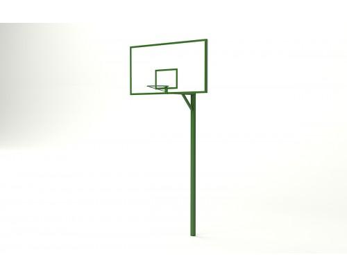 Баскетбольна стійка з фанерних щитків 1200 * 900 мм