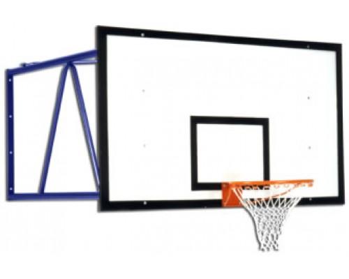 Щит баскетбольный с креплением к стене