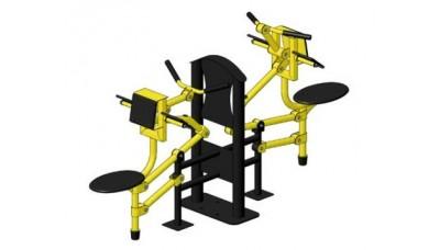 Тренажер для м'язів біцепса