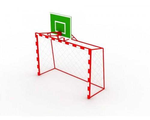 Ворота ігрові футбольні дитячі