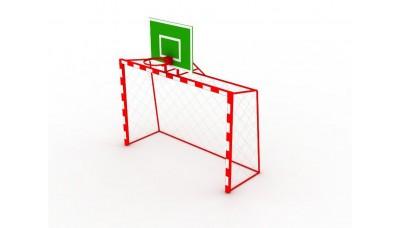 Ворота игровые футбольные