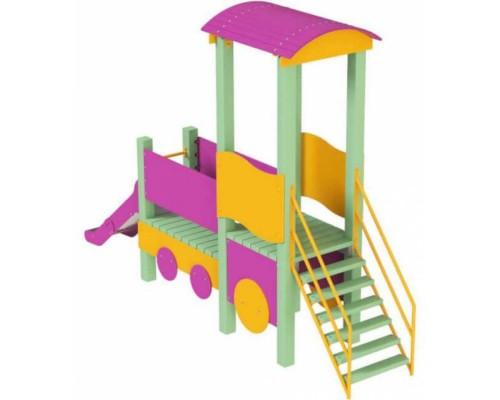 Ігровий комплекс «Поїзд»